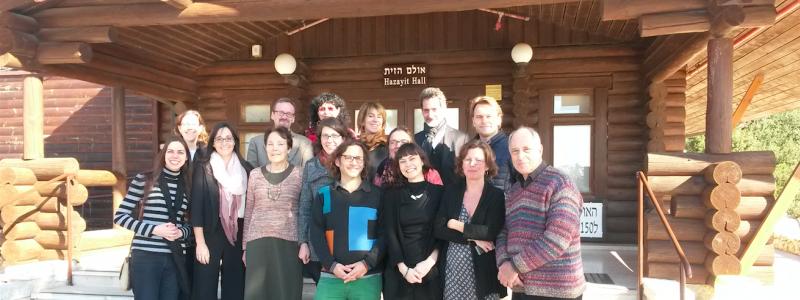 Jerusalem Workshop Program